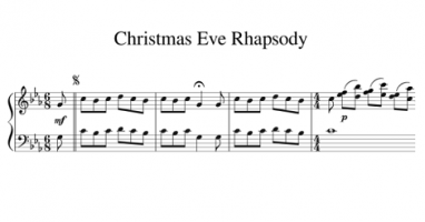 Christmas Eve Rhapsody