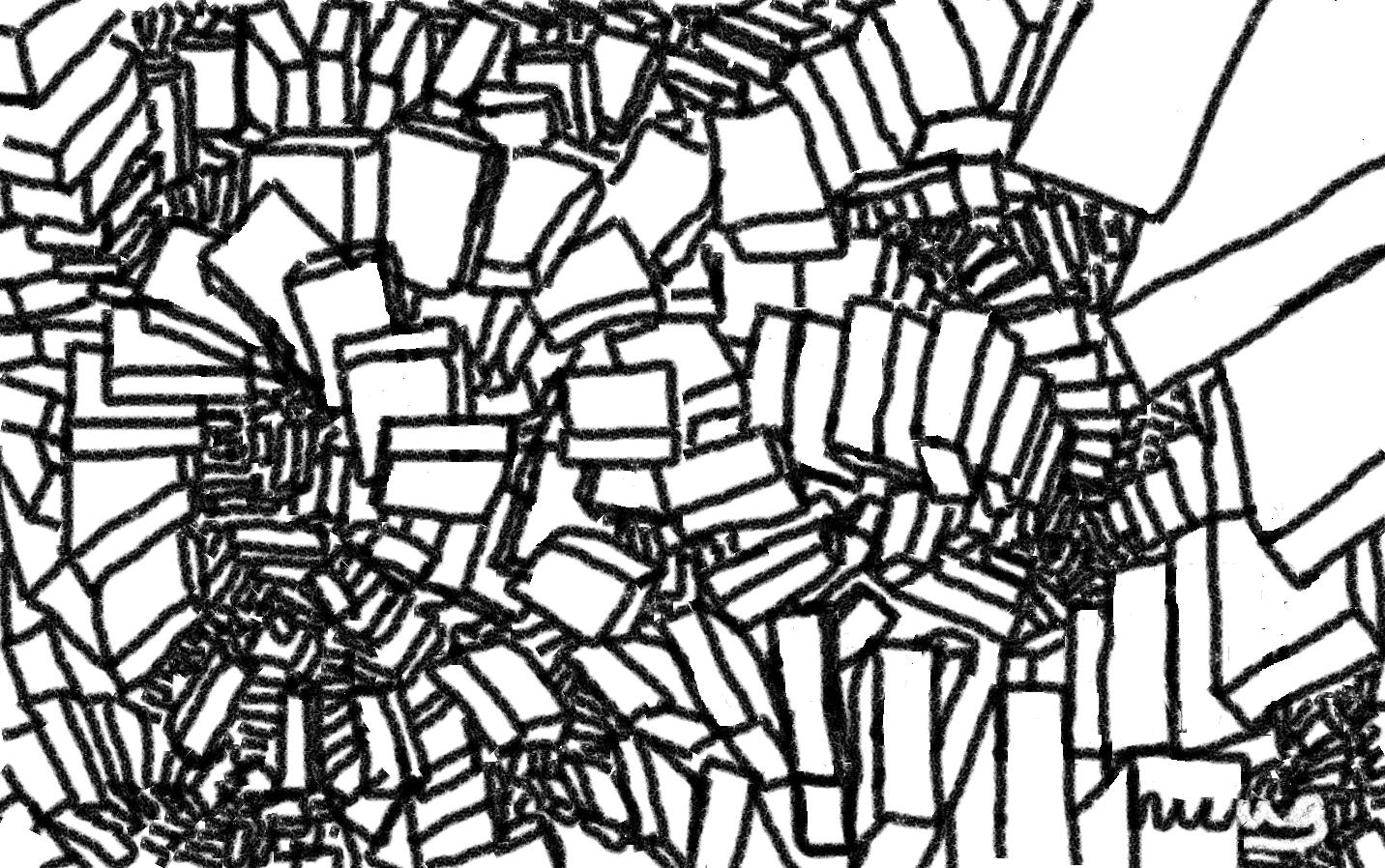 De profundis - domino stijl