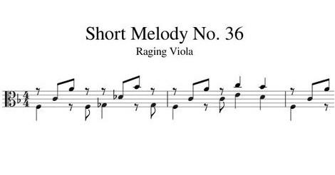 Raging Viola