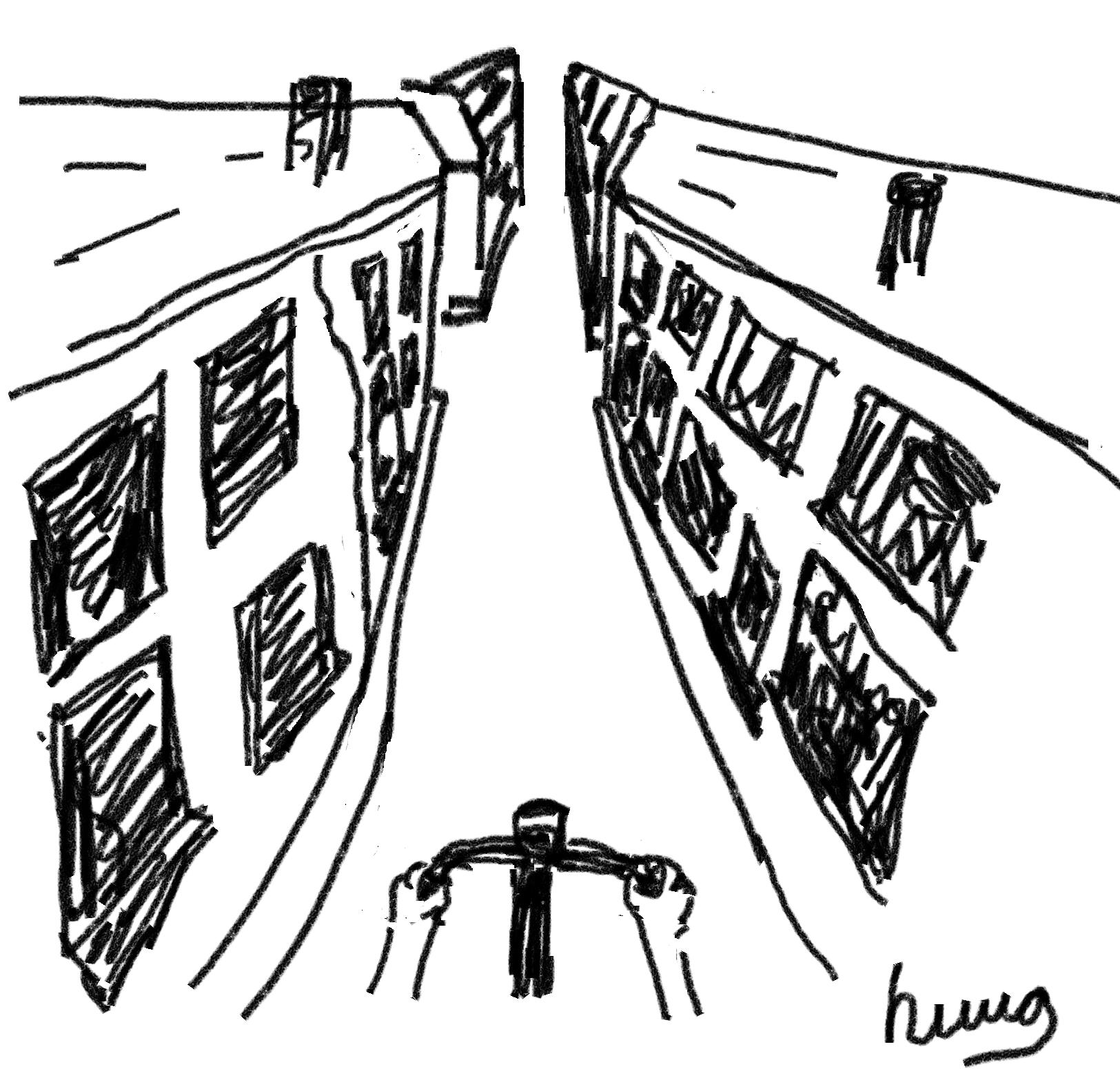 The Krommestraat in Amersfoort